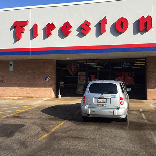 Firestone Before/After